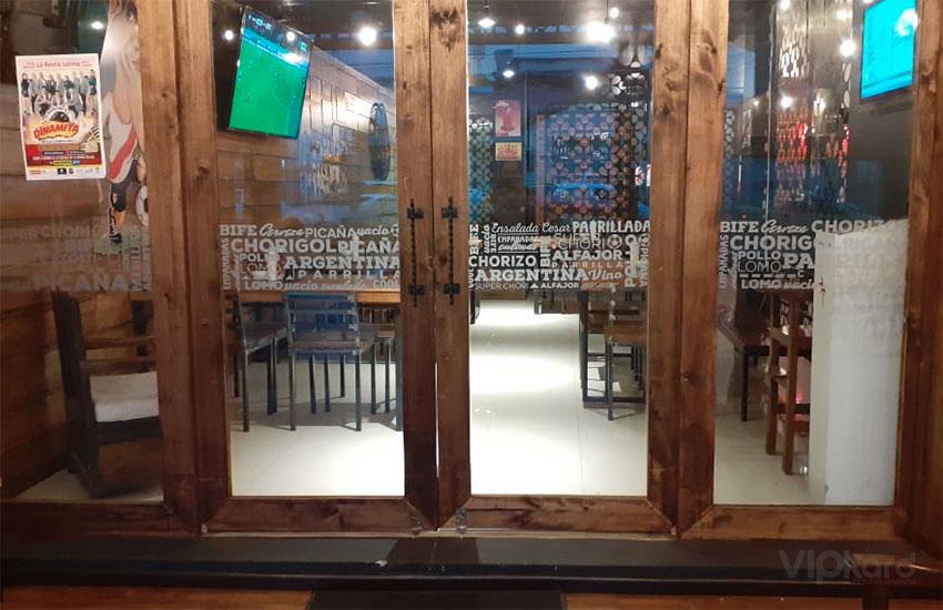 Arenado - puerta - CHORIGOL