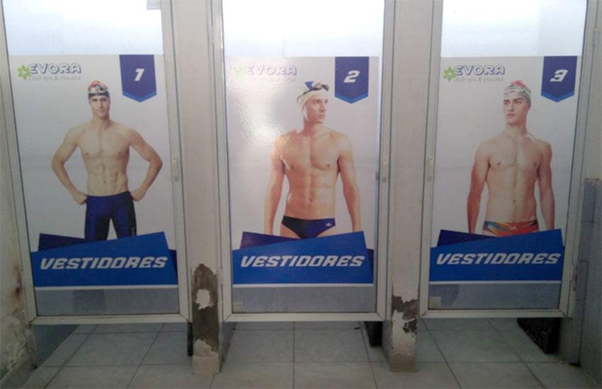 Vestidores - EVORA